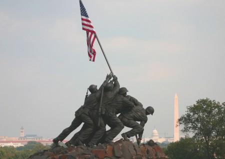 Statute: Raising the Flag at Iwo Jima from dbking