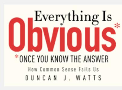 crediteverythingisobvious-onceyouknowanswer-duncanwatts