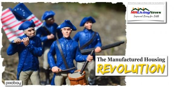 TheManufacturedHousingRevolutionManufacturedHomeLivingNewsMastheadBlogMHProNewsLogo