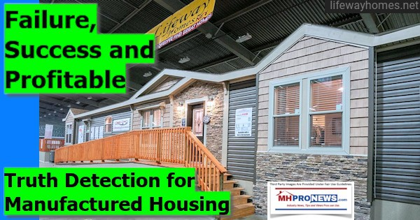 FailureSuccessandprofitableTruthDetectionforManufacturedHOusing